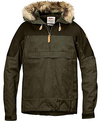 Fjällräven Herren Singi Anorak M Sport Jacket, Laurel Green-Deep Forest, XL