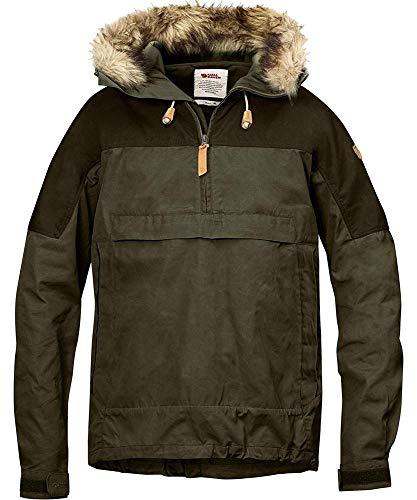 Fjallraven Herren Singi Anorak M Sport Jacket, Laurel Green-Deep Forest, M