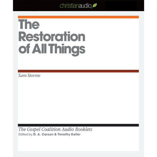 Page de couverture de The Restoration of All Things