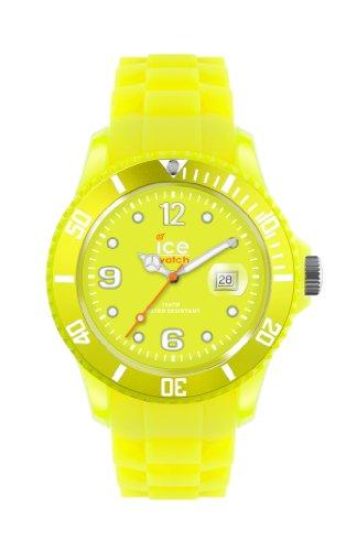 ICE-WATCH Reloj Analógico para Unisex de Cuarzo con Correa en Silicona SS.NYW.S.S.12