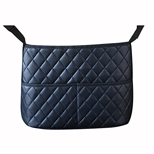 ACEACE Auto Handtasche Halter Sitzrücker Geldbörse Organizer Brieftasche Aufbewahrungstasche Netztasche Handtasche Halter PET