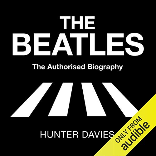 The Beatles: The Authorised Biography cover art