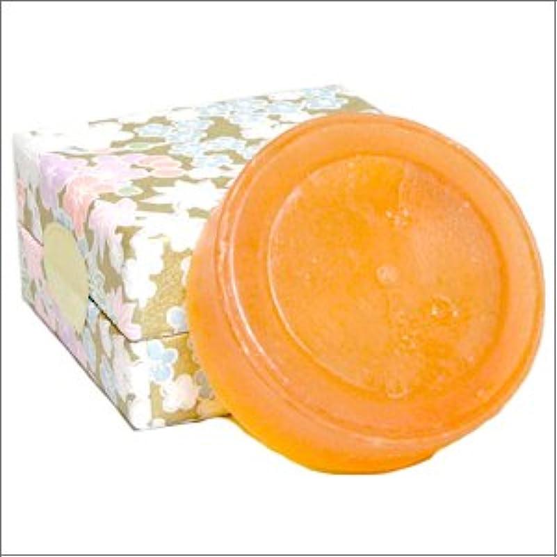 うがい薬どんなときも蒸発するエレガント アンジェリカ ソープ(100g×1個)--日本山人参+馬油の石鹸--