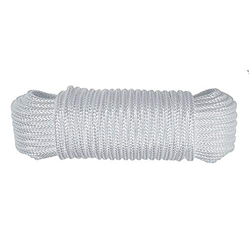B&F Cuerdas para Tendedero y Tender Ropa/Tendedero/Cuerda para Colgar Ropa/Cuerda para Tender Ropa 10M 4mm Elástico/Gran Resistencia/Gran Almacenaje (1Uds)
