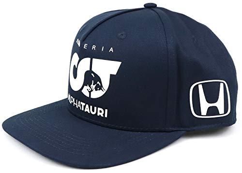 ALPHATAURI アルファタウリ ホンダ F1 チーム EURO SPORTS 別注 日本限定 Honda ロゴ入り フラットキャップ