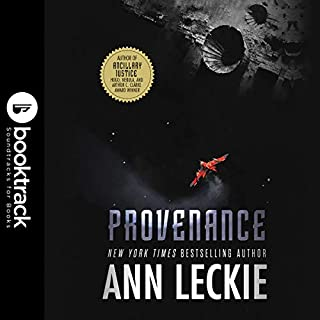 Provenance     Booktrack Edition              Written by:                                                                                                                                 Ann Leckie                               Narrated by:                                                                                                                                 Adjoa Andoh                      Length: 12 hrs and 34 mins     Not rated yet     Overall 0.0