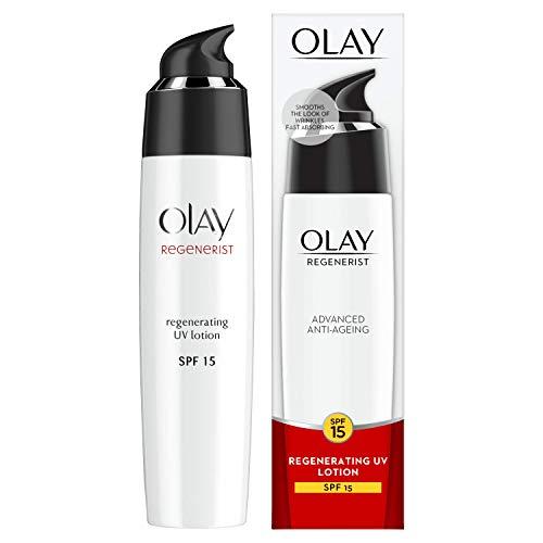 Olay Regenerist Rehydrating UV Lotion SPF 15 Moisturize, 2.5 Ounce