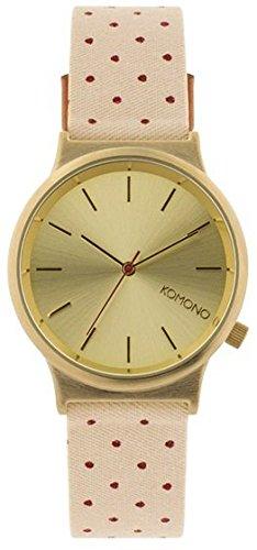 Reloj komono Wizard print Polkadot Sands 3570047a