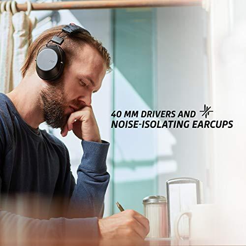 Plantronics BackBeat FIT 6100 Casque sans fil sport, On-Ear, IPX5, serre-tête et coussinets...