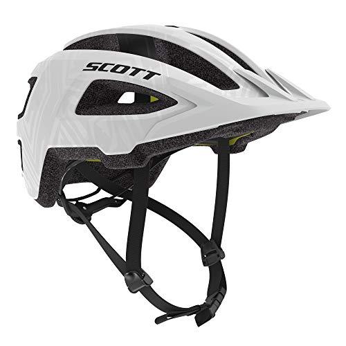 Scott Groove Plus Helmet White, M/L