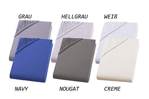Betten Jumbo King Topper-Spannbettlaken Weiß für 180-200 x 200-220 cm | Bis zu 15 cm Steghöhe | Premium Stoff mit 160 g/m² | Flexibel Dank Gummisaum | Atmungsaktiv, bügelfrei und pflegeleicht