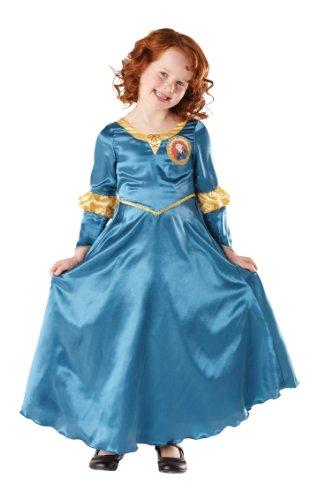 Disney - Disfraz infantil de Merida clsico (Rubie's I-881877S)