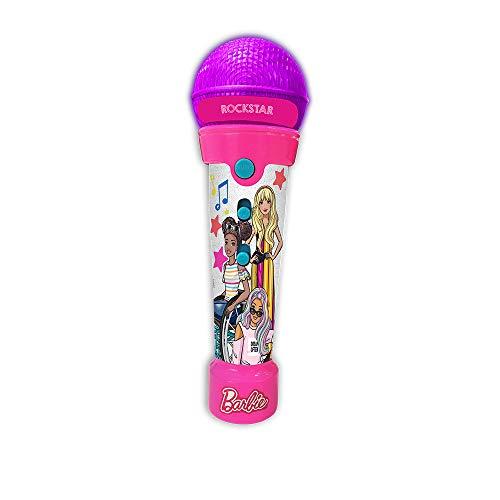 Barbie Microfone Rockstar Fun Divirta-se