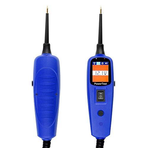 Analizador automático Probador de circuitos de alimentación de energía sonda de prueba de diagnóstico automotor coche eléctrico-Herramienta
