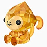 Swarovski Crystal Zodiac-Cheerful Monkey Figurine 5302555