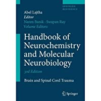 Handbook of Neurochemistry and Molecular Neurobiology: Brain and Spinal Cord Trauma (Springer Reference)【洋書】 [並行輸入品]