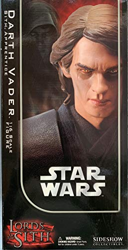Star Wars Sideshow Anakin Darth Vader San Diego Comic con Exclusive 12