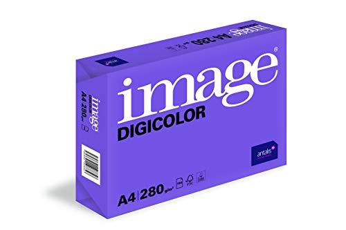 Image Digicolor hochwertiges Papier, 280 g/m², A4, 125 Blatt