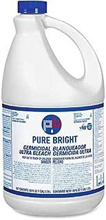 Kik Ultra-Germicidal Bleach, 1 Gallon, Case of 6