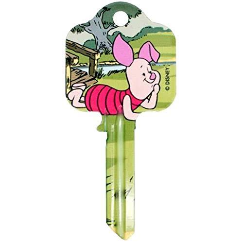 Winnie the Pooh – Ferkel UL2 Zylinder-Schlüsselrohling