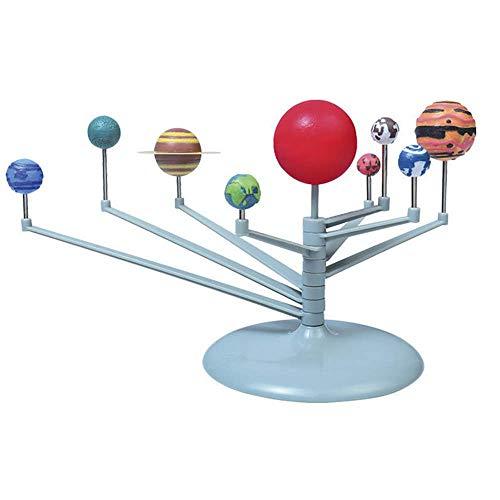 Juego de juguetes solares Sookg, juguetes astronomicales, mo
