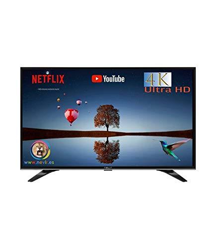 Televisor Nevir NVR-9000-434K2S-SM 43' LED UltraHD 4K