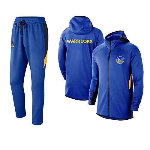 RLYJZ Klassische Suithoodie-Krieger Sweatshirt Anzug, Reißverschluss Unisex Pullover Gelegenheitsspielskleidung Unterstützer KleidungWeatshirt T-Shirt Jacke S-3XL M