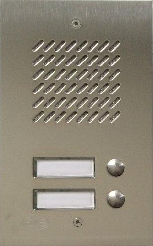 Türsprechanlage Prestige-KIT 02 INOX/weiß Balcom-CTC