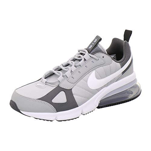 Nike Herren Air Max 270 Futura Fitnessschuhe, Grau (Wolf Grey/White-Dark Grey-Blac 006), 45.5 EU