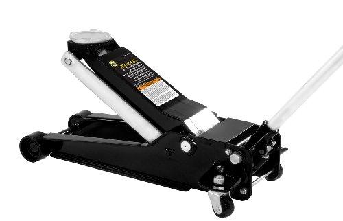 Omega 27036 Black Service Jack - 3-1/2 Ton Capacity