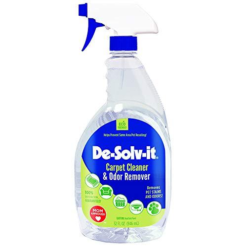 De-Solv-it Carpet Cleaner & Odor Remover 33oz spray