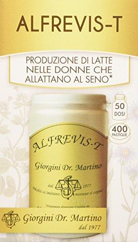 Dr. Giorgini Integratore Alimentare, Alfrevis Pastiglie - 200 g