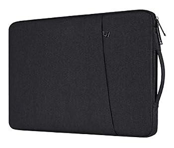 15.6 Inch Laptop Bag for HP ENVY X360/Pavilion 15.6/ProBook/OMEN 15 Lenovo IdeaPad 15.6 Acer Aspire/Chromebook 15 Dell Inspiron 15 MSI GS65 Waterpoof 15.6 inch Slim Laptop Bag Case