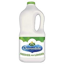 Cravendale Semi Skimmed Milk, 2L