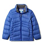 Columbia Youth Girls Autumn Park Down Jacket, Lapis Blue, X-Large