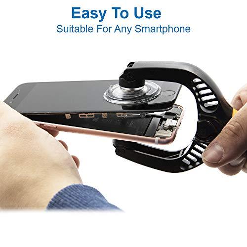 MMOBIEL 24 in 1 Öffnungs Werkzeug Schraubenzieher Reparatur für diverse Tablets und Smartphones mit Saugnapfzange