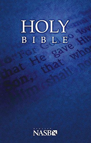 NASB Outreach Bible