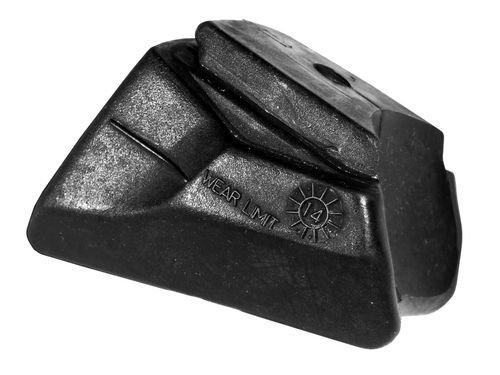 Rollerblade Unisex Jugend STD Bremsgummi, NEUTRAL, One Size