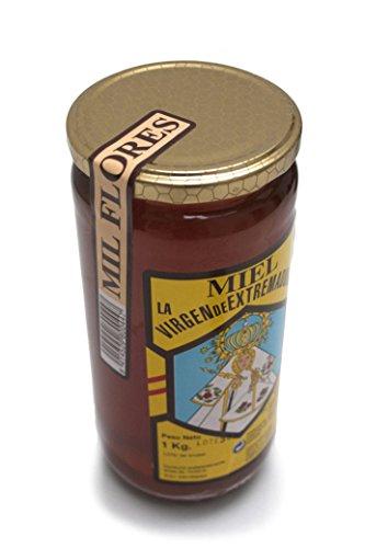 Miel milflores pura 1kg