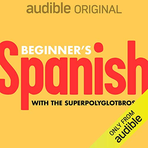 Beginner's Spanish cover art