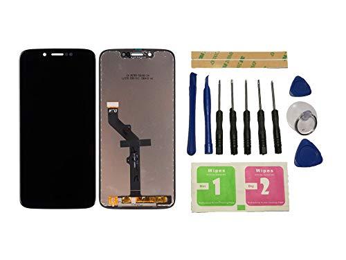 Flügel für Motorola Moto G7 Play XT1952 Display LCD Ersatzdisplay Schwarz Touchscreen Digitizer Bildschirm Glas Assembly (ohne Rahmen) Ersatzteile & Werkzeuge & Kleber