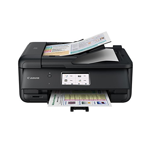 Canon TR8520 Wireless Color Photo Printer with Scanner, Copier & Fax