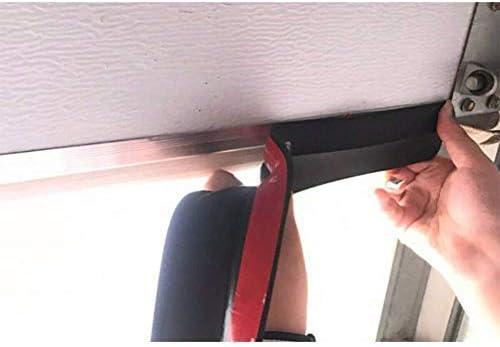 Porte Garage Bas Temps /à D/énuder Caoutchouc Bande Joint GCDN Caoutchouc Bande Joint Polyvalent Bande Joint Huile Joint D/écorative Bande Poussi/ère Scell/é Porte de Voiture Bord Bordure Bande Joint