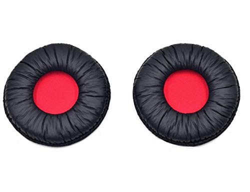 VEVER 1Pair Replacement Ear Pads Earpads for Sony MDR-V55, V500DJ, E95 Headphone