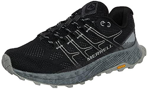 Merrell MOAB Flight, Zapatillas de Running Mujer, Black, 37.5 EU