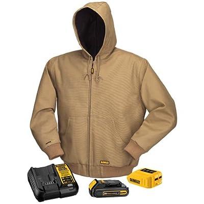 DEWALT 20V/12V MAX Hooded Heated Jacket Kit