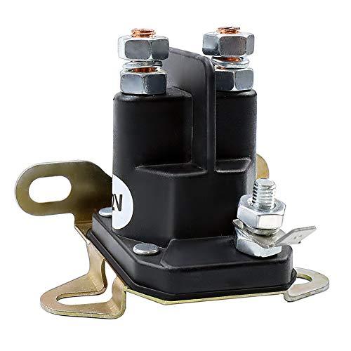 LOCOPOW Interruttore Magnetico Universale a 3 Poli 12 Volt 435-431 per Wright Mfg. 48 , 52  61 Stander 53490009, Ariens 03057700, 03577000, 035832, 03583200, 3057700, 53504600, AR03577000, AR03583200