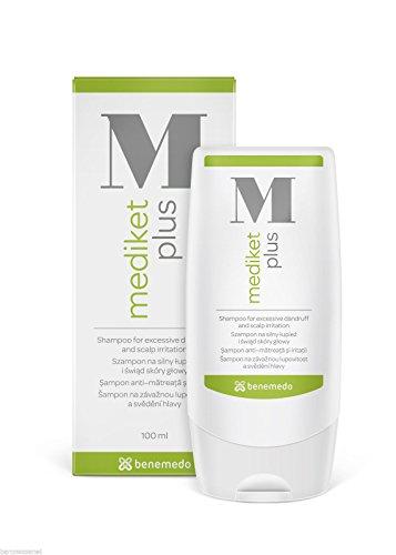 Good Care Hair Mediket Plus Shampoo 100ml Serious Dandruff Scalp Itching Benemeto Switzerland by