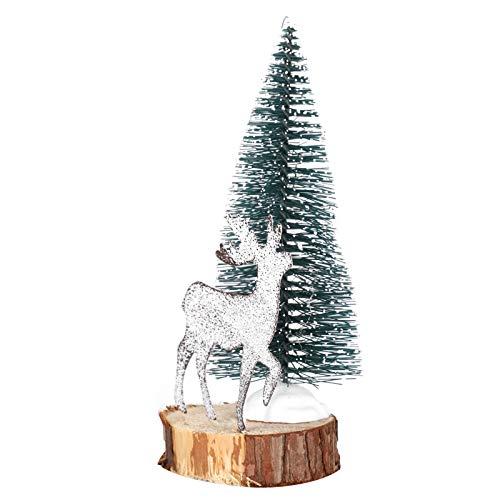 DAUERHAFT Santa Claus Decor 17x10.5x7.8cm for Activities Decorations for Friends