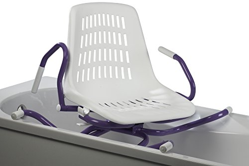 Spidra 800 - Sedia da bagno girevole